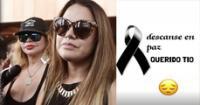 Florcita Polo confirma fallecimiento del hermano de Susy Díaz por COVID-19