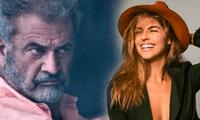 Stephanie Cayo celebra el éxito de la película en Netflix donde actúa junto a Mel Gibson