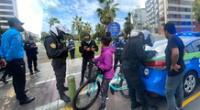 Personas fueron multadas alrededor del malecón Cisneros por hacer deporte durante inmovilización.