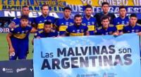 También se conmemora el Día del Veterano por la caída de los argentinos en La Malvinas.