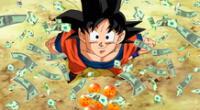 El capítulo donde Gokú gana 1000 dólares se hizo viral en redes sociales.