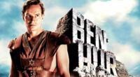 Ben-Hur de 1959 fue protagonizado por Charlton Heston como Judá Ben-Hur.