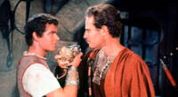 El guionista de Ben-Hur decidió no informarle sobre la historia a Charlton Heston por temor a que aceptara el papel.