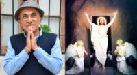 """""""La resurrección de Jesús de entre los muertos muestra de una manera definitiva que Dios planeó algo más grande de lo que habíamos imaginado o creído posible"""", indicó Pérez Albela."""