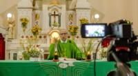 Este Domingo de Resurrección se realizará la Santa Misa a las 11 a. m.