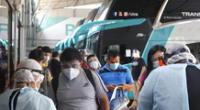 Este domingo 4 de abril se reanudan los viajes interprovinciales a nivel nacional.