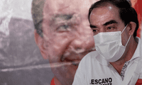 El candidato por Acción Popular ha obtenido un bajo porcentaje de votos en el Centro y Sur del país.