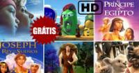 10 películas de Semana Santa para ver con niños.