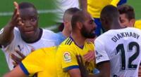 Un nuevo acto de racismo se vio en el fútbol español.
