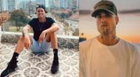 Gino Assereto se desnuda en Instagram y envía mensaje positivo a sus fans.