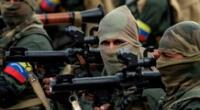 """Maduro indicó que """"grupos orgánicos y articulados al Ejército de Colombia y al Gobierno de Iván Duque se visten de guerrilleros para servir al narcotráfico""""."""