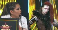 Katia Palma reprende actitud de 'Marilyn Manson'.