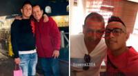 Papá de Christian Cueva cumple un año más de vida.