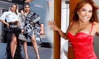 Magaly Medina recibe espectacular regalo por parte de las hijas de Andrés Hurtado [VIDEO]
