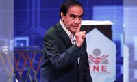 El candidato presidencial, Yonhy Lescano indicó que de pasar a segunda vuelta no hará alianzas