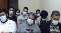 Poder Judicial del Callao dictó prisión contra organización de narcotraficantes