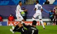 Vinicius demostró  su sello goleador en la victoria del Real Madrid ante Liverpool.