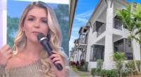 Brunella Horna se compró un departamento en Miami.