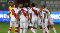 Selección peruana cayó en el ranking FIFA del mes de abril.