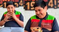 El pequeño Elías Navarro viene conquistando las redes sociales a sus cortos 12 años