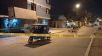 La Fiscalía investiga crimen de mototaxista en Los Olivos