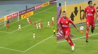 Sport Huancayo avanzó en la Copa Sudamericana al superar a UTC 4-0.