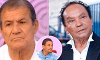 """'Melcochita' apoya a Miguelito Barraza: """"La vida del cómico es muy complicada"""""""