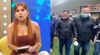 Magaly Medina cuestiona a Hernando de Soto por tener a Chibolín de asesor.