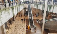 Centro comercial habilitará espacio para clases virtuales.