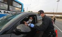 Ciudadanos podrán ir a sufragar con sus autos particulares, recordó el titular del MTC, Eduardo González.