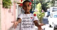 A través de las redes sociales su madre, Karina Meneses, señaló que la iniciativa surgió de su hija al ver la falta de apoyo gubernamental y tristeza que sienten los niños al batallar solos.