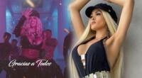 """Spotify: """"La Nena"""" de Micheille Soifer se posiciona en el top 50 Perú"""