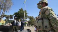 La Fiscalía Militar Policial vigilará que el personal castrense no cometan delitos de función durante las elecciones