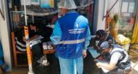 Cigarrillos ilícitos fueron decomisados y se sospecha que vino por Bolivia.