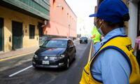 Inspectores de tránsito serán parte del apoyo municipal durante las elecciones.