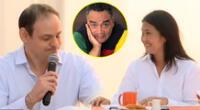 JB haría parodia de Mark Vito llorando en desayuno electoral [VIDEO]