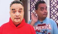Jorge Benavides antes de ser cómico quería convertirse en cantante.