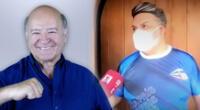 Andrés Hurtado llegó a casa de Hernando de Soto tras flash electoral