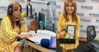 Magaly Medina estuvo en el estreno de 'La Hora Loca' de Radiomar.