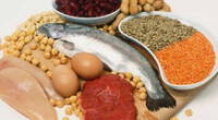 Alimentos básicos para un paciente de tuberculosis.