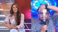 Rebeca Escribens cuestiona regreso de Gian Piero Díaz a EEG.
