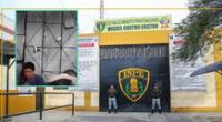 Presos del Penal Castro Castro disfrutan de comodidades tecnológicas.