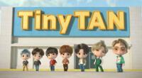 La agrupación de Kpop, BTS, sorprendió a sus fans al lanzar un breve clip de su animación, TinyTAN, inspirada en su MV de