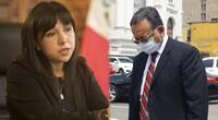 La presidenta del Congreso, Mirtha Vásquez, tuvo que reprogramar sesión plenaria donde iban a debatir denuncia contra Edgar Alarcón porque legislador no tenía abogado.