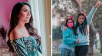 Tula Rodríguez revela encuentra su fuerza en Dios y su hija.