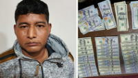 Bolivia: detienen a ministro tras ser descubierto recibiendo soborno de 20.000 dólares