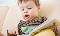 La lectura aumenta la atención y concentración de los niños.