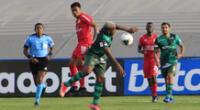 Alianza Lima y Sport Huancayo no se hicieron nada en el Alberto Gallardo por la Liga 1.
