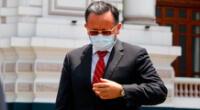 Vásquez aseguró que ya no existen motivos para retrasar la acusación inconstitucional que afronta el excontralor y caso se verá este 16 de abril.