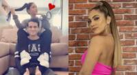 Christian Domínguez aseguró que Pamela Franco entiende que trabaja en televisión y no se molesta por los comentarios de sus compañeros en América Hoy.